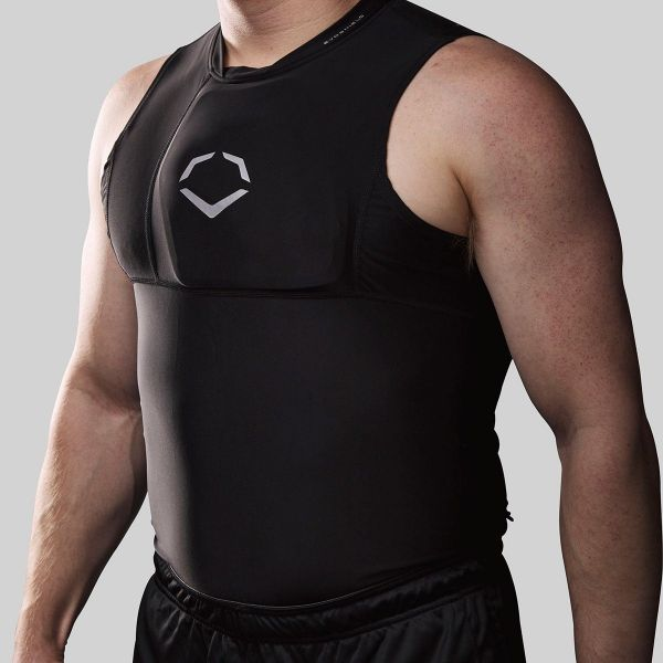 Evoshield Adult Nocsae Chest Guard And Shirt