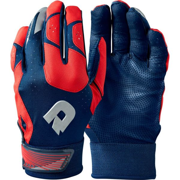 DeMarini Youth CF Batting Gloves WTD6314-L-NS