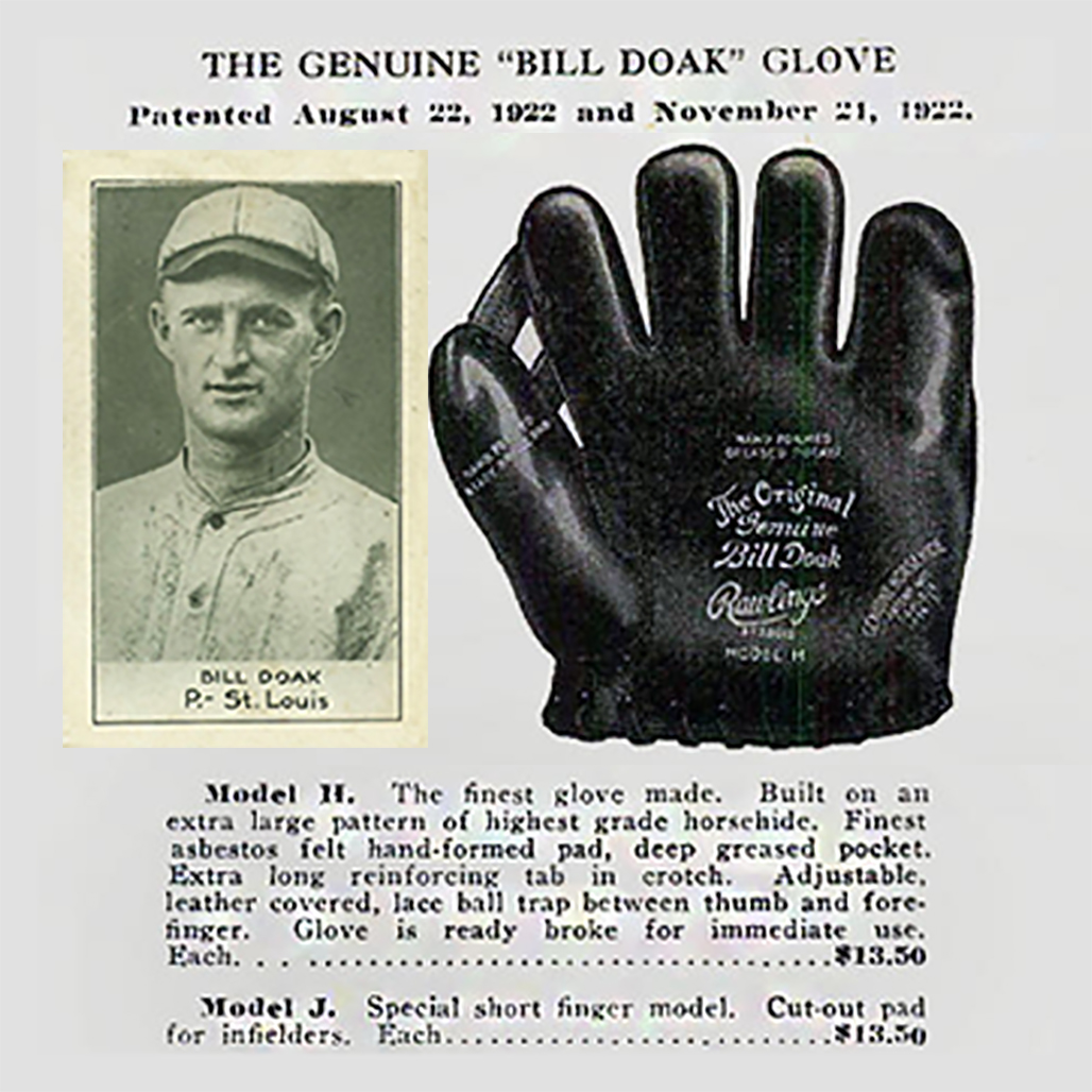Glove Love Part III:  Finding the Right Web