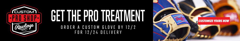 Rawlings Custom Baseball Gloves