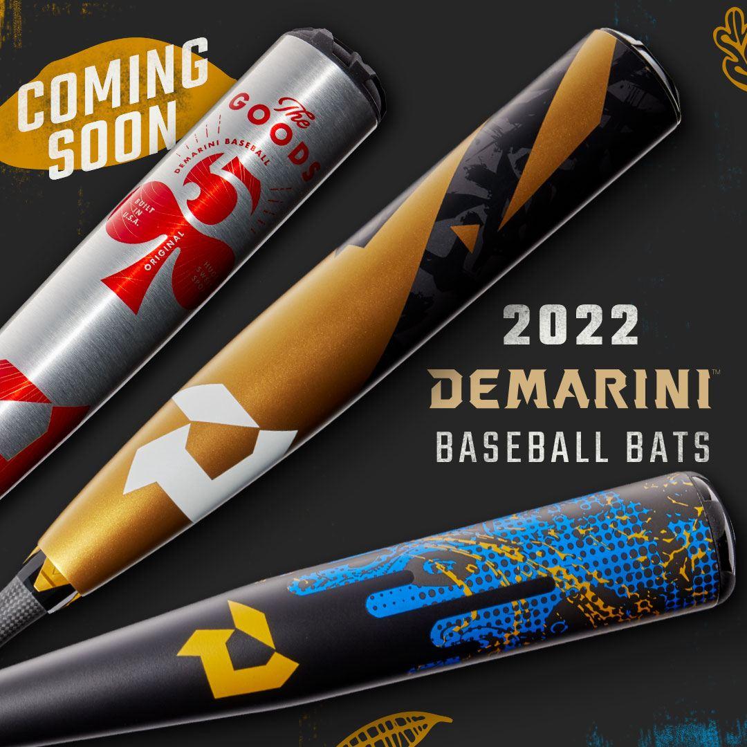 2022 DeMarini Baseball Bats