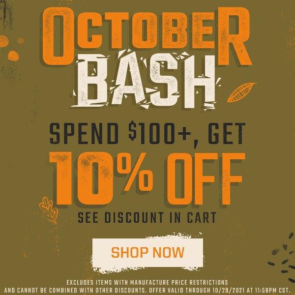 October Bash