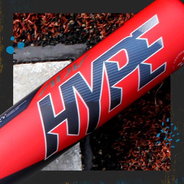 The Hype Is Real - Easton 2022 ADV Hype Baseball Bats