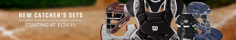 Baseball Catcher's Sets