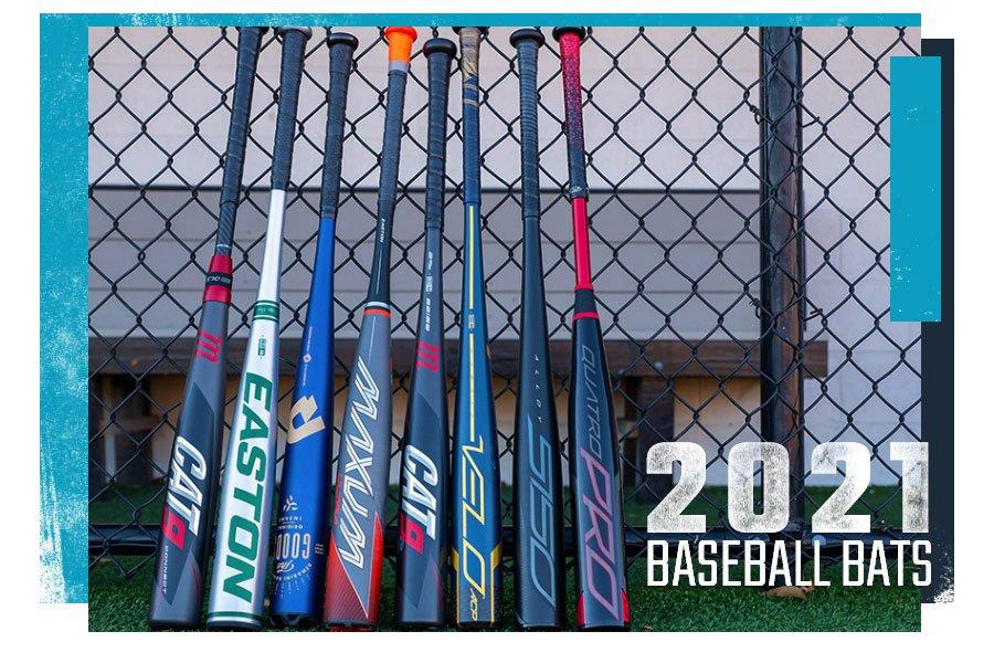 Shop 2021 Baseball Bats