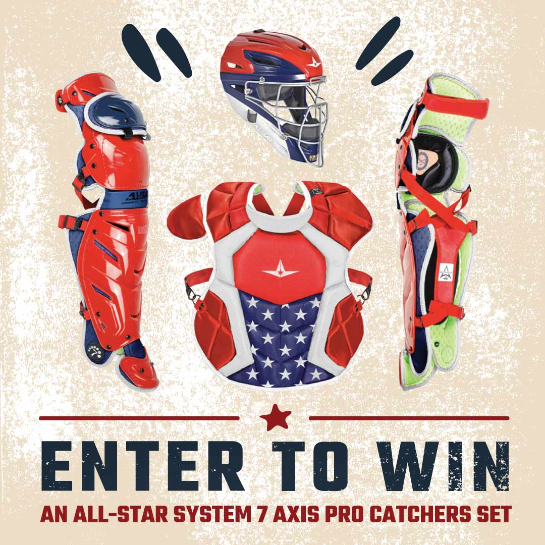 All-Star Catcher's Set Giveaway