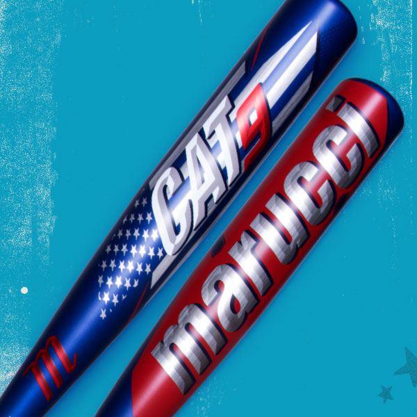 Marucci CAT9 Pastime Baseball Bats
