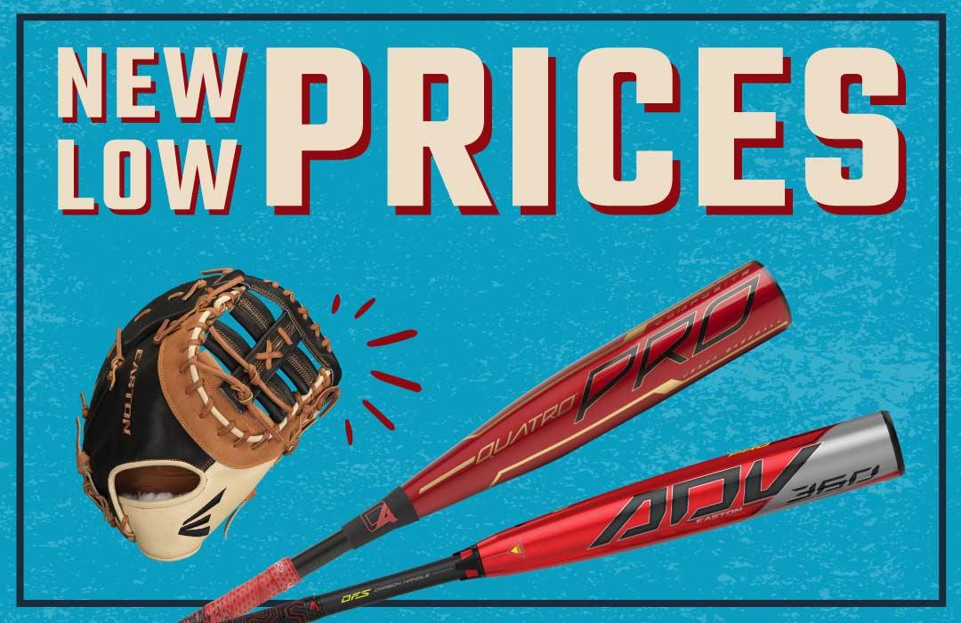 New Low Prices