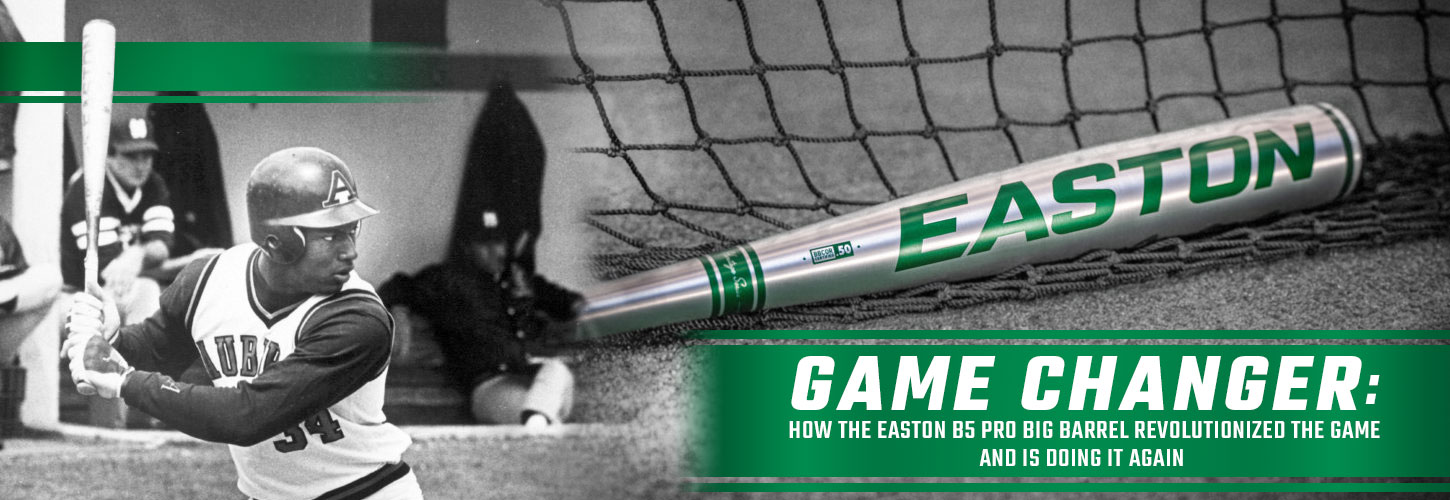 Easton B5 Pro Big Barrel Is Changing The Game Again
