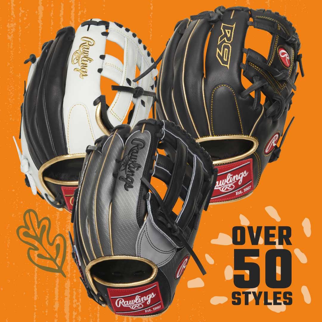 Rawlings Baseball Gloves