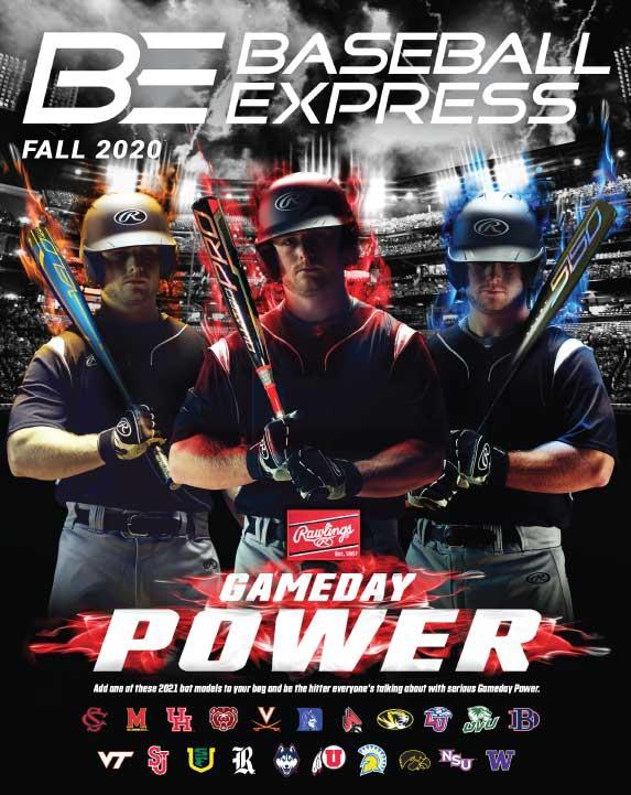 Baseball 2020 Fall Catalog