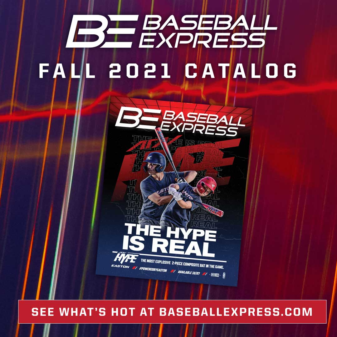 2021 Baseball Fall Catalog