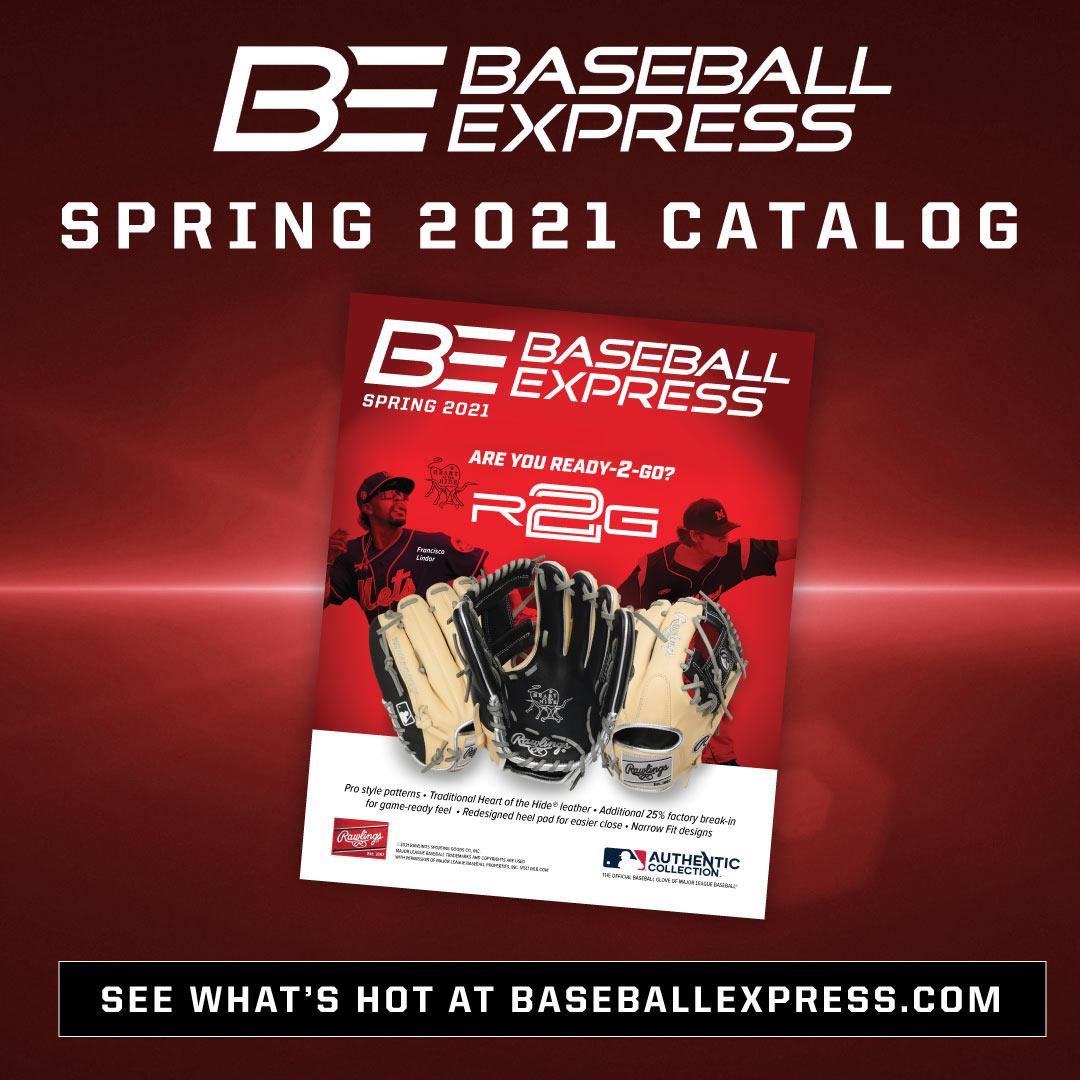 Baseball 2021 Spring Catalog