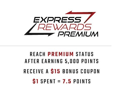 Express Rewards Premium