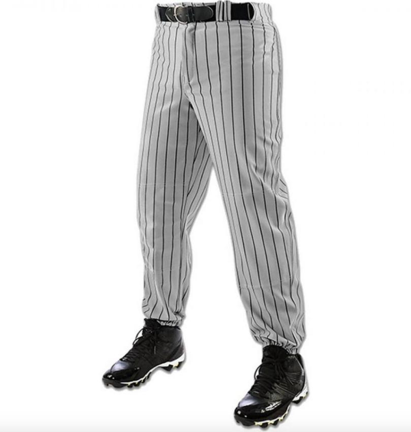 Pinstripe Baseball Pants