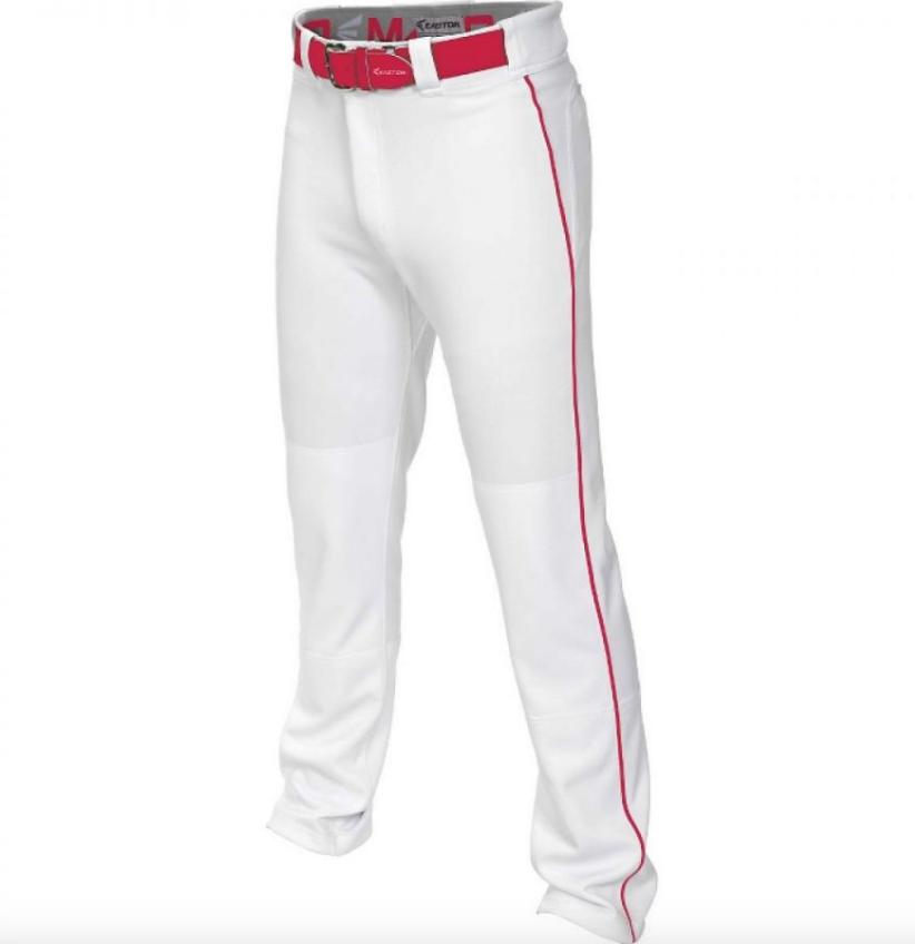 Piped Baseball Pants