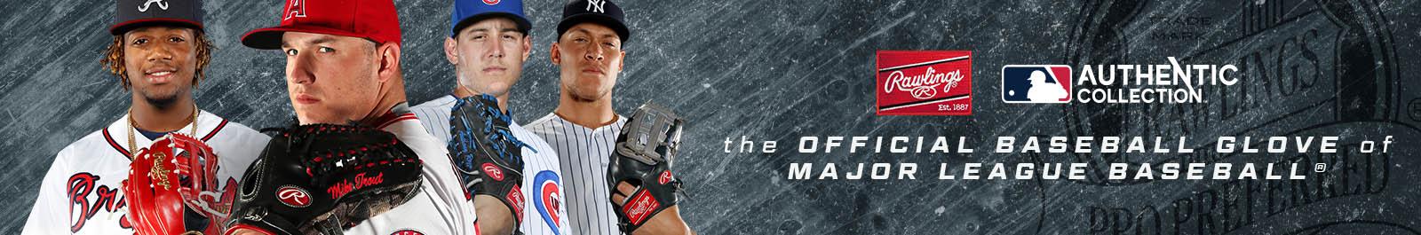 Rawlings Pro Preferred Baseball Gloves
