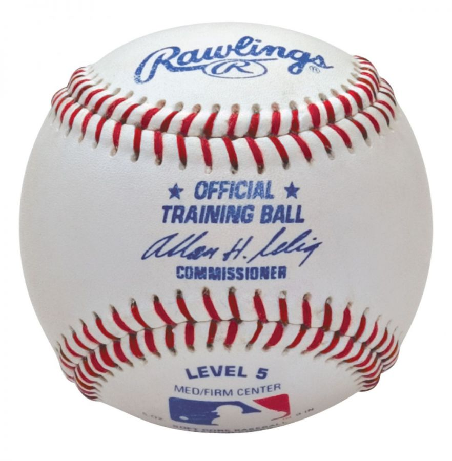 Rawlings MLB Level 5 Training Baseballs